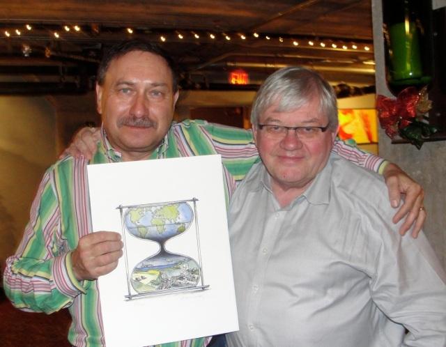 Tad Patzek and Kjell Aleklett
