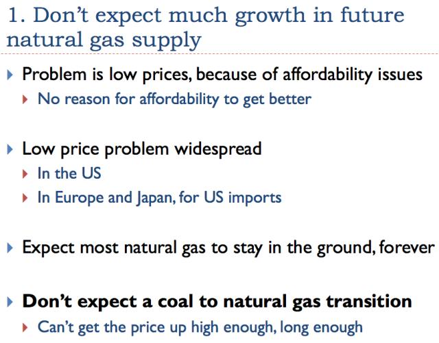 Natural Gas Bankruptcy