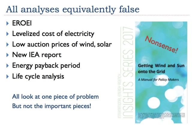 31 all analyses equally false
