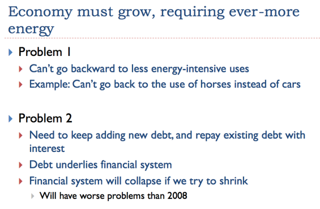 34 economy must grow requiring ever more energy