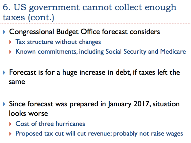 20 what budget forecast omits