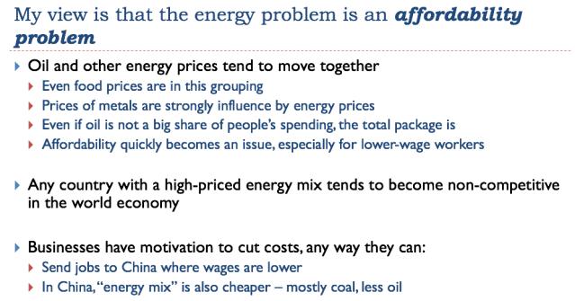 31 problem is an affordability problem
