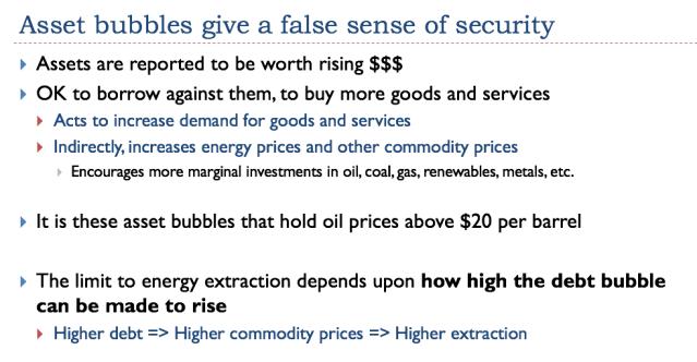41 asset bubbles give a false sense of security