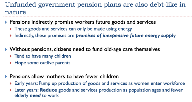 42 unfunded government pension plans