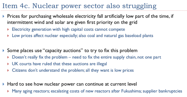 17 Nuclear power sector also struggling
