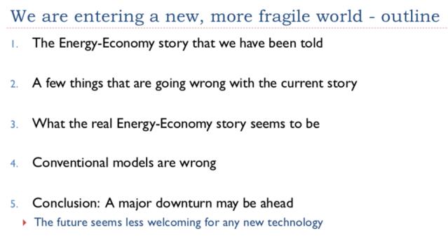 2. Fragile World Outline