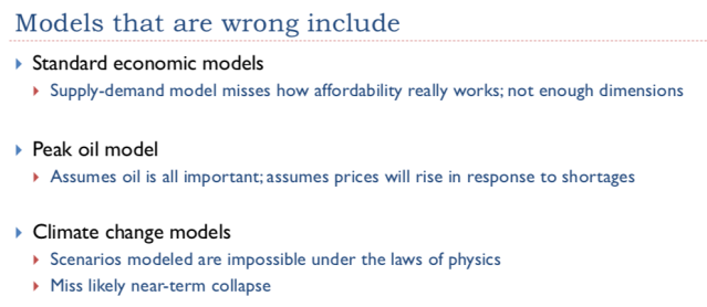 44. Models that are wrong include